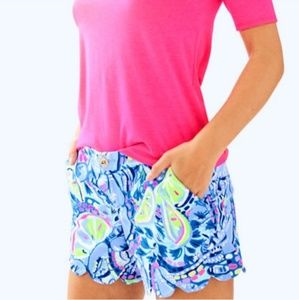 EEUC buttercup stretch short. Size 10
